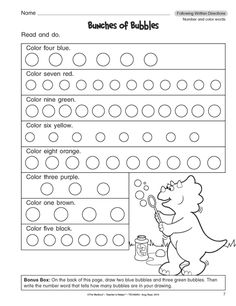 following directions worksheets for 1st grade 2 following directions following directions. Black Bedroom Furniture Sets. Home Design Ideas