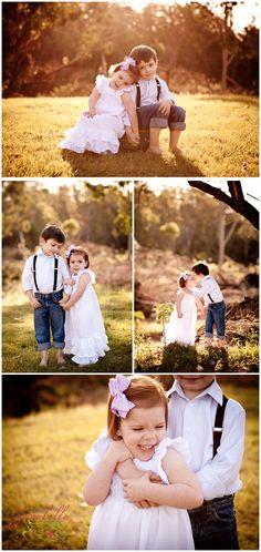 Children's Portraits..how sweet!