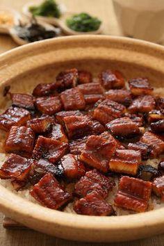 Japanese Pork Belly - Hitsumabushi ひつまぶし