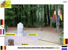 Confini amministrativi - Riigipiirid - Political borders - 国境 - 边界: 2002 BE-DE-NL Belgia-Saksamaa-Madalmaad Belgio-Ger...
