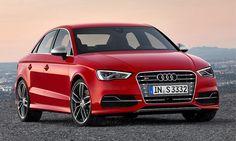 #Audi anunció hoy la llegada del nuevo A3 Sedán, que empezará a ser comercializado en el 2014.