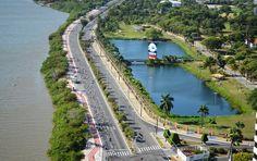 Parque da Sementeira  -  Aracaju   Brasil