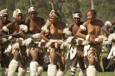 Zulu African Tribe | today are divided in half between those who live in cities (often in ...