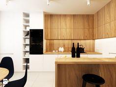 Kuchnia nowoczesna-skandynawska - zdjęcie od design me too