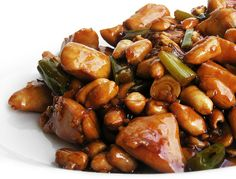 Kung Pao by FotoosVanRobin, via Flickr Instead of chicken of course tempeh tofu etc.