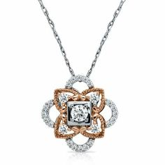 I Am Loved® 1/4 ct. tw. Diamond Pendant in 10K Gold, available at #HelzbergDiamonds #Helzberg #BlingInTheNewYear
