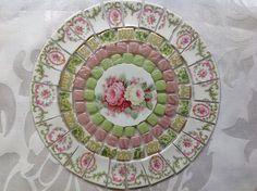 China mosaic tiles~~ShABBuLoUS & FaBBuLoUS~~A ReaLLY SHaBBy SeT~~~Set # 3