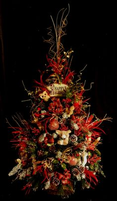 Woodland Christmas TreeDesigns by HEart by DesignsbyHEartWorks