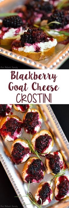 Fun ideas to set up a Speakeasy Party with a Chardonnay tasting paired with a delicious Blackberry Goat Cheese Crostini appetizer. #winetasting