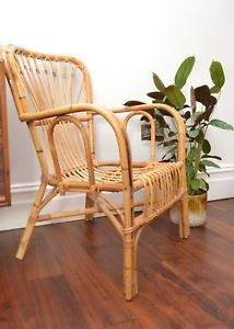 26 best bamboo rattan mid century interior pieces for sale rh pinterest com