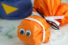 Finding Dory & Finding Nemo Party Favors | CatchMyParty.com
