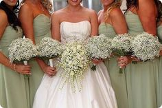 weddings with  sage green and pumpkins   Sage, Sparkle & Song! A Real Wedding In The North East – Kimberley ...