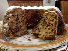 Greek Sweets, Greek Desserts, Greek Recipes, Cooking Cake, Cooking Recipes, Love Cake, Yummy Cakes, Banana Bread, Cake Recipes