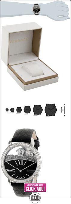 Versace 93Q99BD008 S009 - Reloj para mujeres, correa de cuero  ✿ Relojes para mujer - (Lujo) ✿ ▬► Ver oferta: http://comprar.io/goto/B00EE5745G