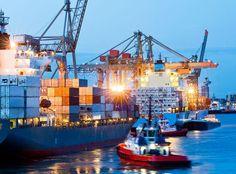 Ship Repair Key Player Network, Cartagena, Colombia, Wilfried Ellmer ( http://yook3.com )