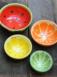 @Pascale Lemay De Groof Fruit Measuring Cups