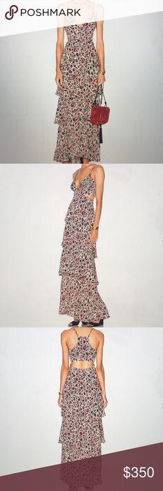 AUTH $350 Tory Burch Women Hadley Dress XS