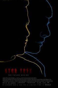 STAR TREK. I've never seen this one before. I love the detail.