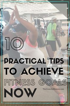 Keeping your fitness goals can be difficult if you've had some hiccups along the way. Here are 10 tips to getting back and staying on track with them. http://www.thecrunchymommy.com/10-tips-keeping-your-fitness-goals/