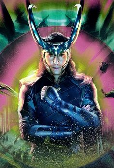 Thor Ragnarok Movie Poster Featuring Loki Played by Tom Hiddleston, Check Out all The Hidden Thor Ragnarok Easter Eggs and Missed Details - DigitalEntertainmentReview.com