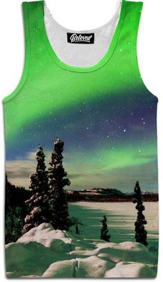 Beloved Shirts presents the Aurora Glow Sweatshirt Estimated 10 business day production time + shipping time, unless coupled with products that have a Beloved Shirts, Tank You, Printed Tank Tops, Aurora, Glow, Sweatshirts, Hoodies, Mens Tops, Women