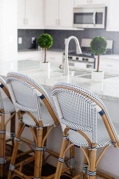 Riviera bar stools.
