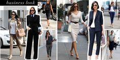 Stylizacje do biura #businesslook Victoria Beckham Miranda Kerr Miranda Kerr, Victoria Beckham, Fashion, Moda, Fashion Styles, Fashion Illustrations