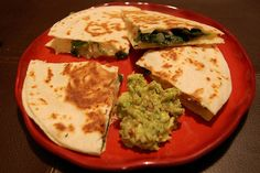 Chicken quesadillas are also a fantastic on the go meal. If you are looking for a super chicken quesadilla recipe then come to our recipe website and we will help you out.