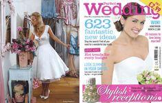 Wedding Magazine featuring Martha