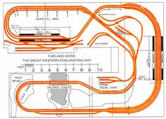 Home - Model railroad layouts plans