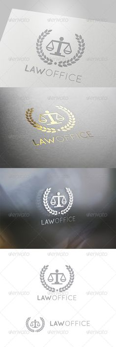 Law Office #GraphicRiver Logo Description: The logo is Easy to edit to your own company name.The logo is designed in vector for highly resizable and printing. The Logo Pack includes. File format AI CS6,EPS CS6, EPS CS,EPS 10,SVG, AI Created Outlines. 100% vector (re-sizable). Color mode: CMYK. 300 PPI Help document with download link of the font used. Please rate if you like it !! Created: 19November13 GraphicsFilesIncluded: VectorEPS #AIIllustrator Layered: No MinimumAdobeCSVersion: CS…