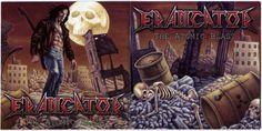 ERADICATOR /Thrash Metal - Hammer World