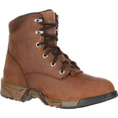 1b53bc697d0e Rocky Women s Aztec Lace-up Work Boot
