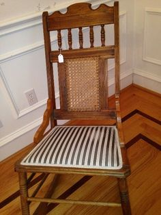 Striped upholstered antique rocker has a matching fabric settee  New Divide & Conquer sale starting this Thursday March 1-March 3, 2018 ; check out the details here:  https://www.divideandconquerofeasttexas.com/nextsales.php  #estatesales #consignments #consignment #tyler #tylertx #tylertexas #organizing #organizers #professionalorganizer #professionalorganizers #movingsale #movingsales #moving #sale #divideandconquer #divideandconquerofeasttexas #divideandconquereasttexas #marthadunlap…