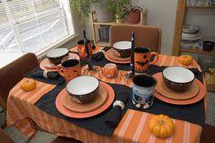Idee per decorare la tavola ad Halloween