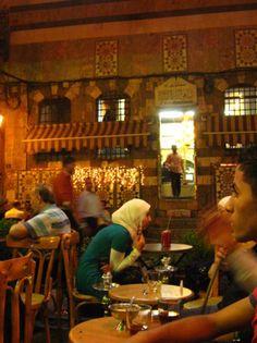 Al Nawfara Cafe, Damascus, Syria