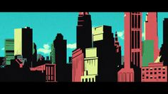 """This is """"City"""" by Kristian Antonelli on Vimeo, the home for high quality videos and the people who love them. 2d Character Animation, Animation Film, Willis Tower, City, Travel, Beautiful, Videos, People, Viajes"""