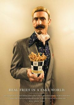 Fast food chains are one of the most famous establishments that people run to whenever they need a quick bite. 20 Creative Advertisements of Famous Fast Food Fast Food Advertising, Fast Food Chains, People Running, Print Layout, Creative, Design, Print Design