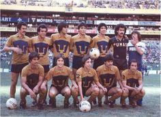 UNAM Pumas 1981/82