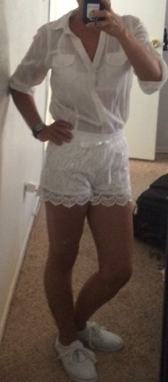 #todayslook #white #rossdressforless