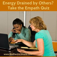 Exhausted empath HSP woman drained by other people - especially important during holidays #Empath, #HSP, #electrosensitivity #EMF Protectors http://www.bioelectricshield.com/blog/energy-drained-by-others-take-the-empath-quiz/ #LifeForceEnergyAbrahamHicks