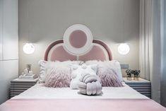 Bedroom Decorating Tips, Hotel Room Design, Bed Furniture, Kid Spaces, Modern Bedroom, Girl Room, Decoration, Kids Bedroom, Foyer