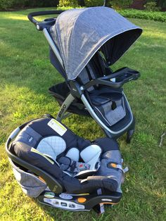 The Bravo Trio Travel System From Chicco Is Born To