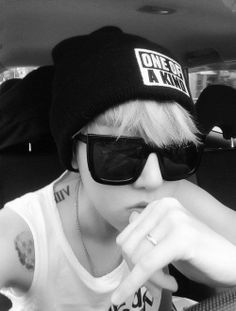 G-Dragon...he pretty much does what he wants. He is sending out a message in each new album, and I really dig that.