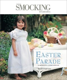 Easter Parade Sewing Pattern  | Martha Pullen