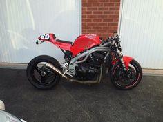 TRIUMPH DAYTONA 955I Cafe Racer • £1,750.00 - PicClick UK