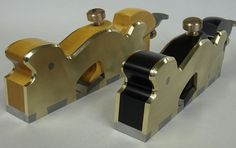 Spiers pattern Shoulder planes with Boxwood and Ebony Infills.