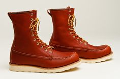 Red Wing Heritage – 4558 Oro-Russet Portage Boots