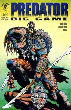 Predator: Big Game (1991) #2 - Comic Book DB