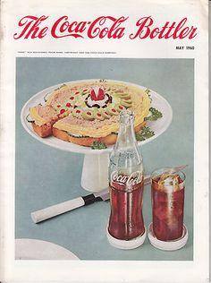 The Coca Cola Bottler Magazine May 1960 | eBay